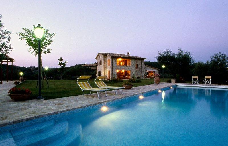 Il Moraiolo, location de vacances à Frontignano