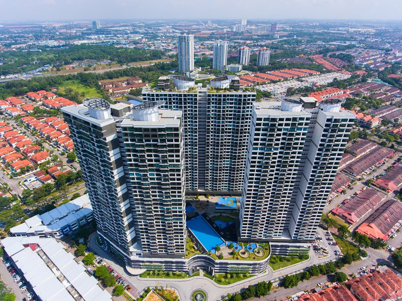 #01 - Homezio - Molek Regency, location de vacances à Johor