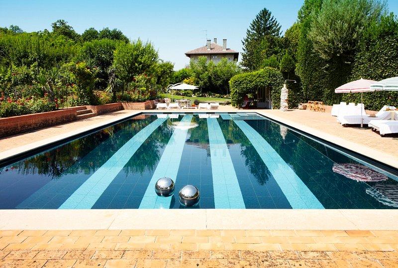 Villa Quadrata, vacation rental in Luvigliano