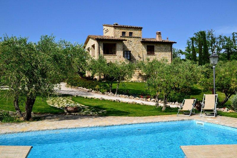 Il Roseto, location de vacances à Frontignano