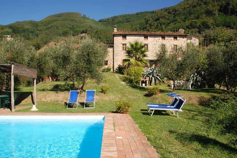 La Tinaia, location de vacances à Ciciana