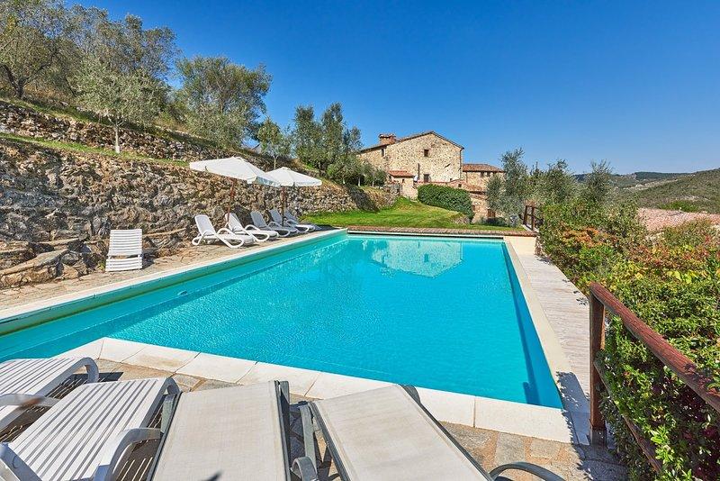 Casale il Gualdo, holiday rental in Radda in Chianti