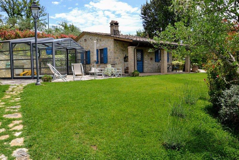 Il Nocino, vacation rental in Piedicolle