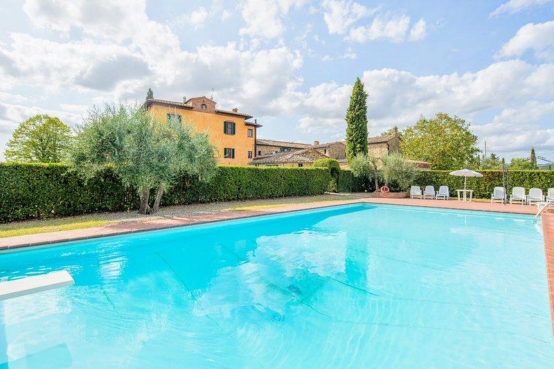 Fattoria nel Chianti, vacation rental in Castelnuovo Berardenga