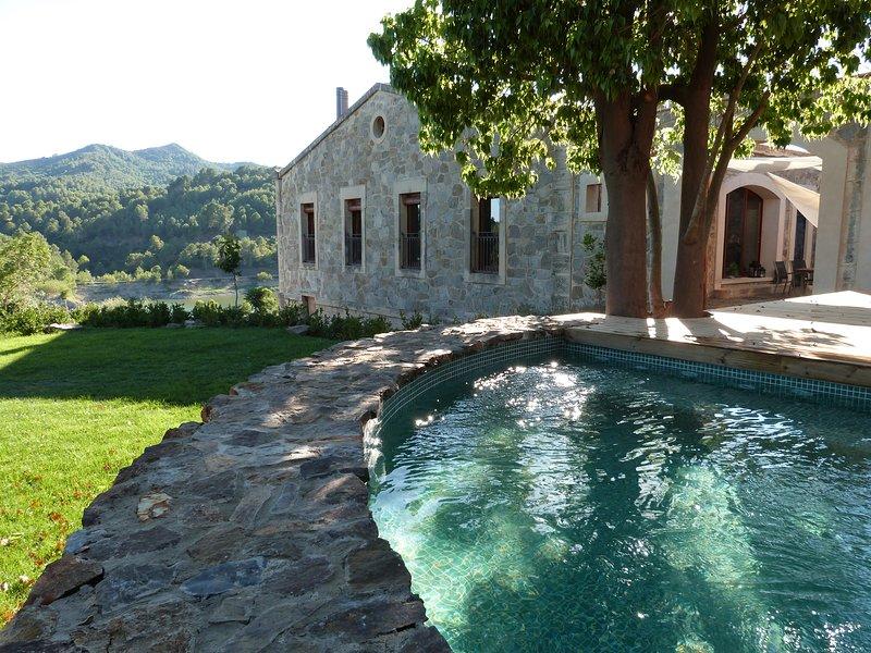 Casa Vella del Panta, vacation rental in Riudecanyes