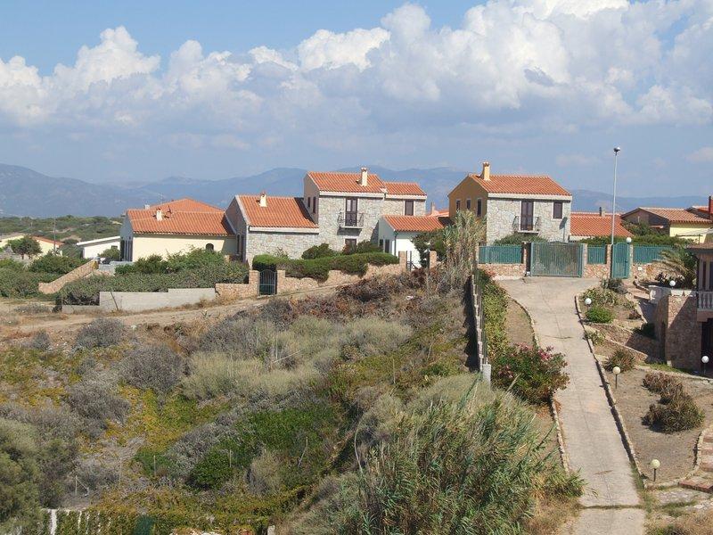 Residenza Alessia, apt 'Nino' I.U.N.: Q2954, holiday rental in La Ciaccia
