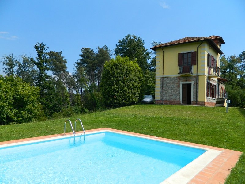 Il Gufo, holiday rental in Luciani