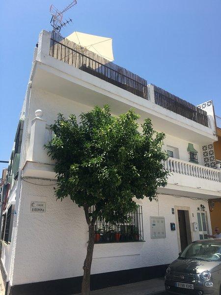 Penthouse i Hjärtat av La Cala, holiday rental in La Cala de Mijas