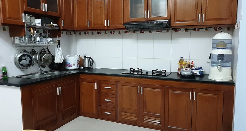 Spacious, Cozy, New 2 floor house with Air Conditioner. Best Price Guaranteed!, holiday rental in Bien Hoa
