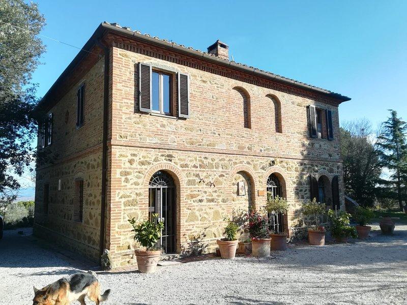 Casale Toscano d'epoca, vacation rental in Torrita di Siena
