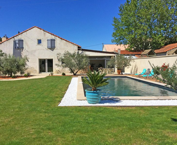 Superb family home located in Les Vignères.
