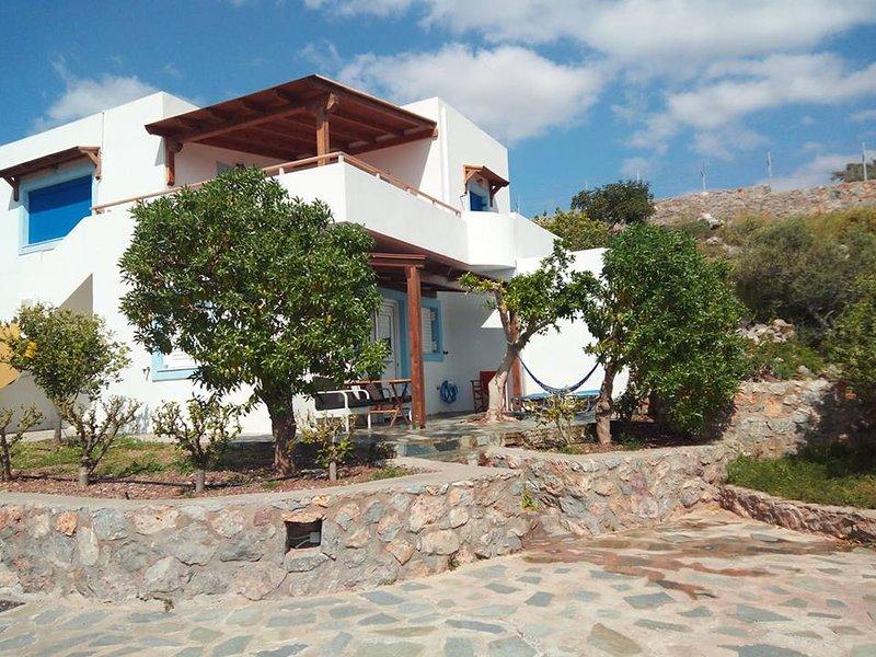 Alkioni Sea View Αpartment, location de vacances à Zakros