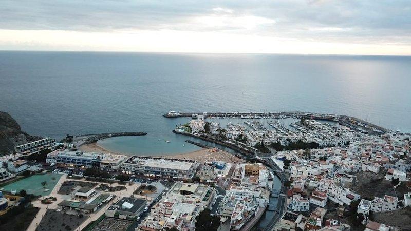 APARTAMENTO DOBLE CLAUDINA MOGAN, alquiler de vacaciones en Puerto de Mogán