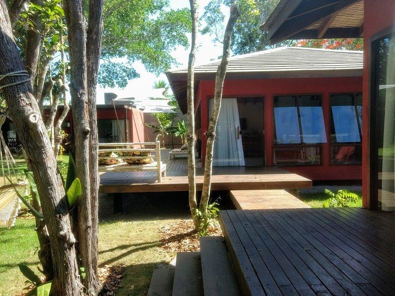 Red House - Arraial d'Ajuda – semesterbostad i Porto Seguro