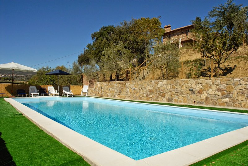 Casale Etruria, holiday rental in Chianciano Terme