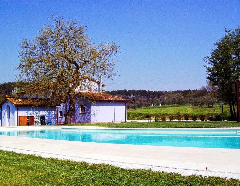 Casale Fontanino, vacation rental in Altopascio