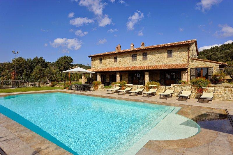 Villa Fontanicchio, aluguéis de temporada em Tuoro sul Trasimeno