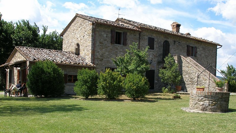 Casa Chiara, holiday rental in Umbertide