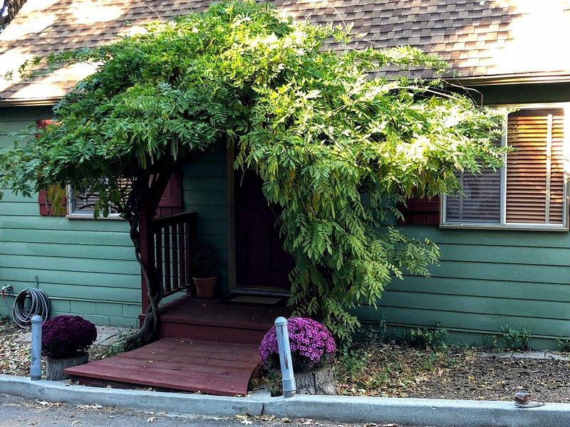 Owls Nest: Walk to lake & village!, alquiler de vacaciones en Skyforest