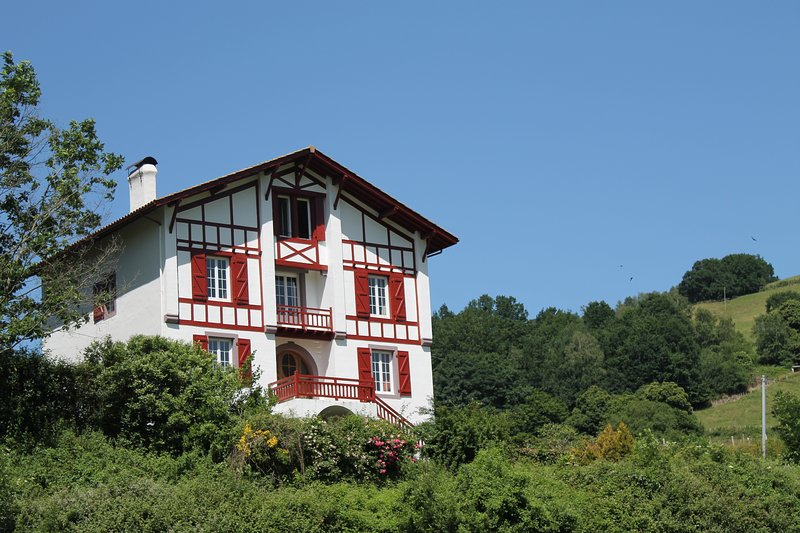 Amazing house with mountain view, vacation rental in Almandoz