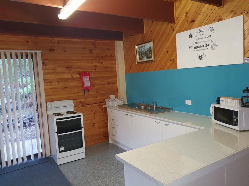 Stowport Family Cottage, holiday rental in Cradle Mountain-Lake St. Clair National Park