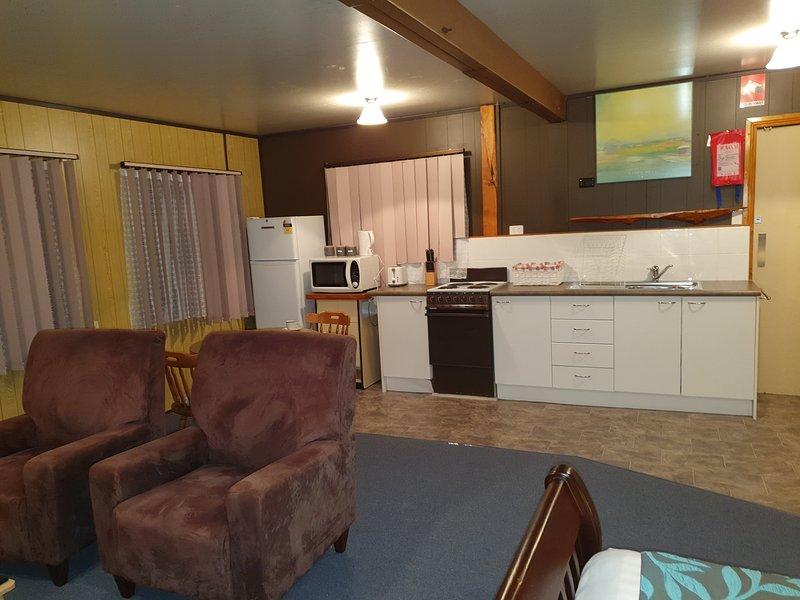 Silcar Studio, vacation rental in Railton