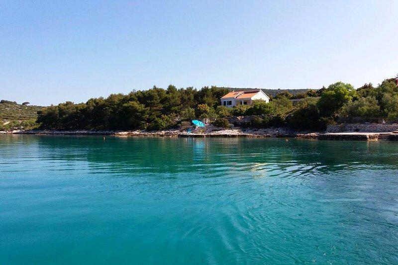 Three bedroom house Cove Žinčena, Pašman (K-12982), holiday rental in Kornat Island