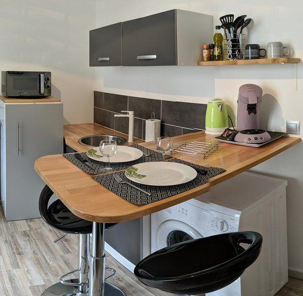 Appartement avec terrasse au cœur de Blois, holiday rental in Champigny-en-Beauce
