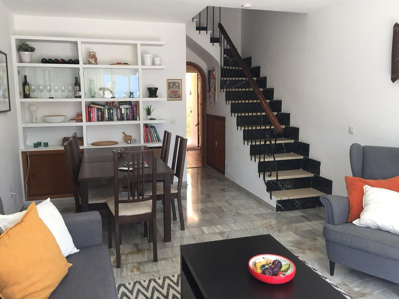 Townhouse next to the beach in Estepona, vacation rental in Estepona