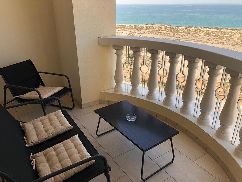 Sea View, Al Hamra, UAE, holiday rental in Emirate of Ras Al Khaimah