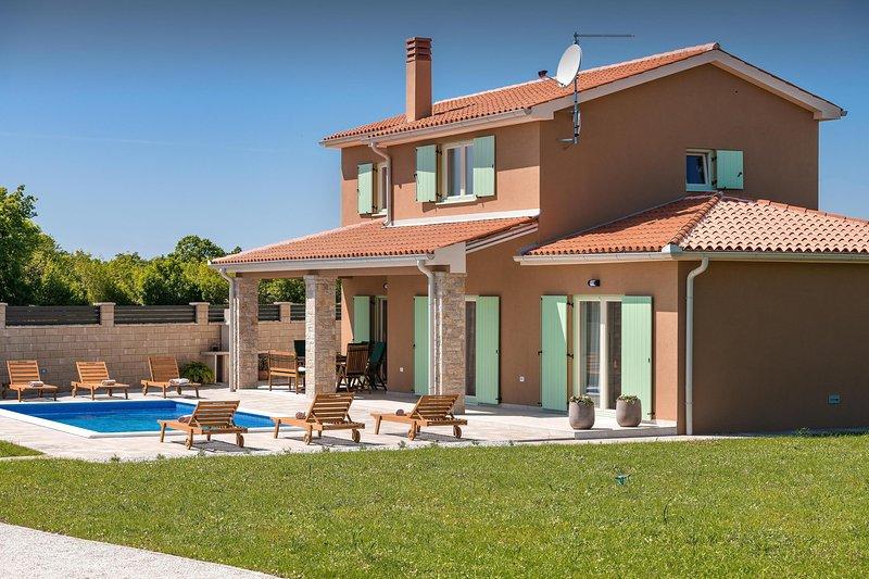 Villa Matea a Dignano con piscina privata / Villa Matea a Dignano con piscina privata