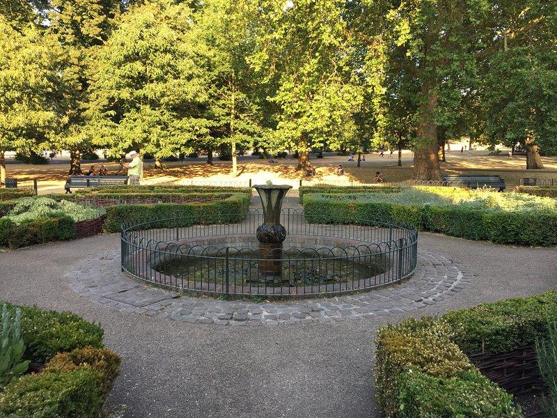 Herb Garden in Greenwich Park
