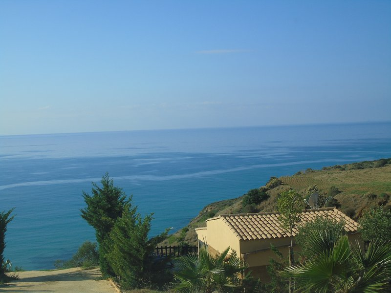 Villetta Giulia on the sea, internet, , wine, vacation rental in Siculiana
