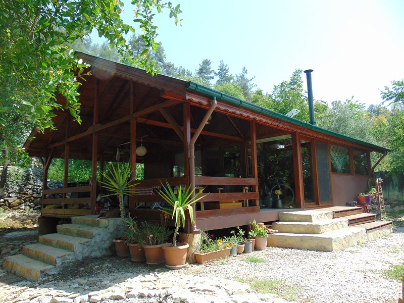 Cosy cottage in a peaceful spot, holiday rental in Mugla
