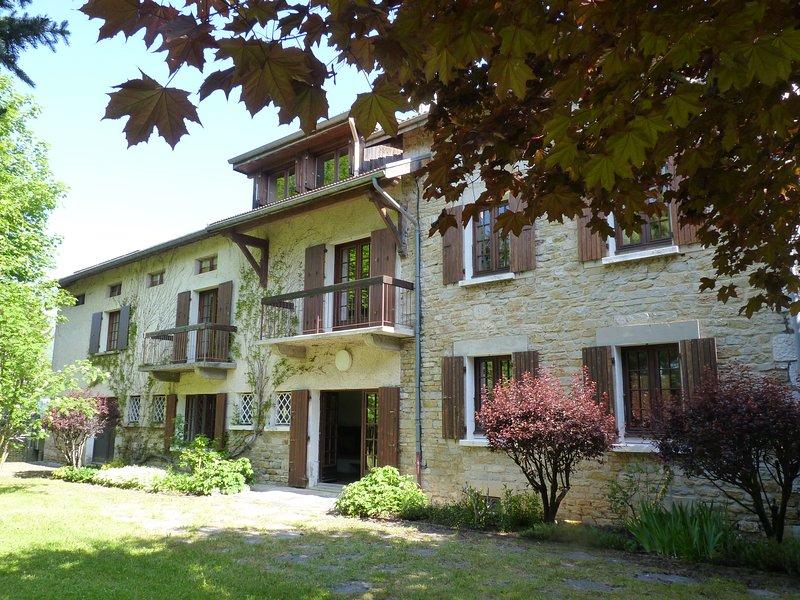 GÎTE 6 PERSONNES A LA MONTAGNE, location de vacances à Vassieux-en-Vercors