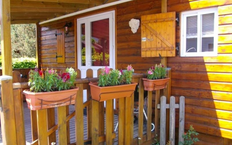 Beautiful property with terrace, holiday rental in Verchaix