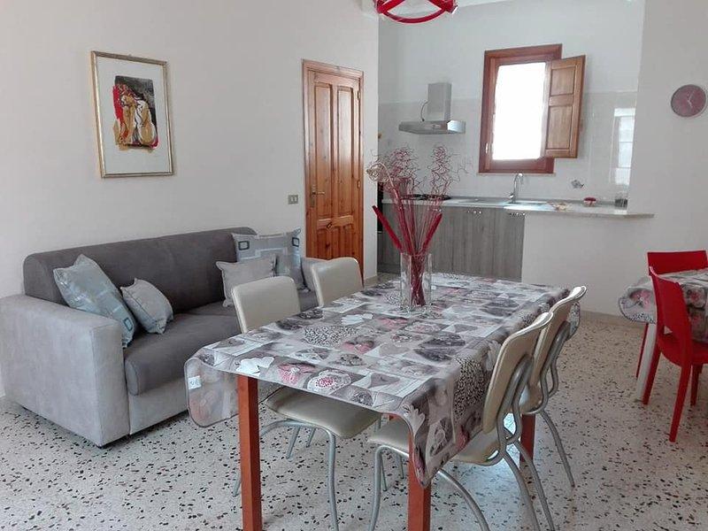 appartamento  due passi  mare, casa vacanza a San Vito lo Capo