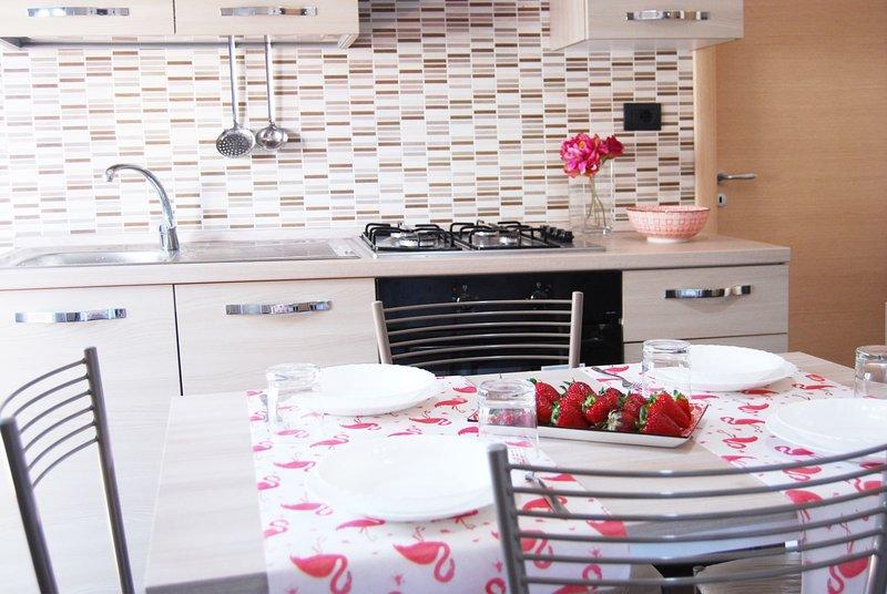Crisvan Home trilo, vacation rental in Le Cannella