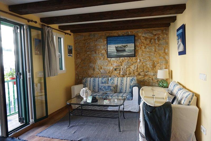 Apartamento Reformado en Pleno Centro, location de vacances à Fontarrabie (Hondarribia)