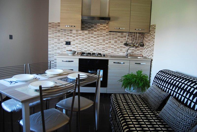 Crisvan Home Bilo standard, vacation rental in Le Cannella