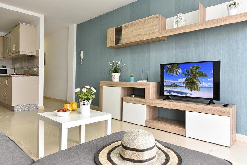 Apartment Playa de Arinaga 2B, holiday rental in Playa de Arinaga