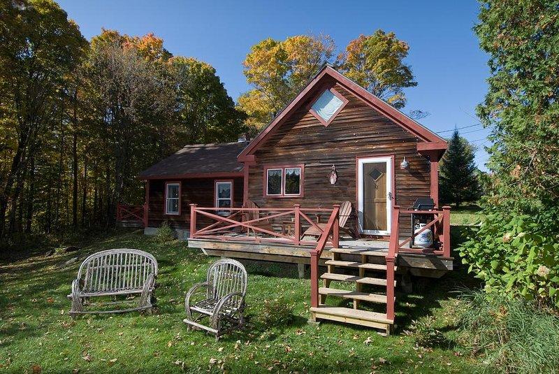 Summertime at Goldilocks Cabin