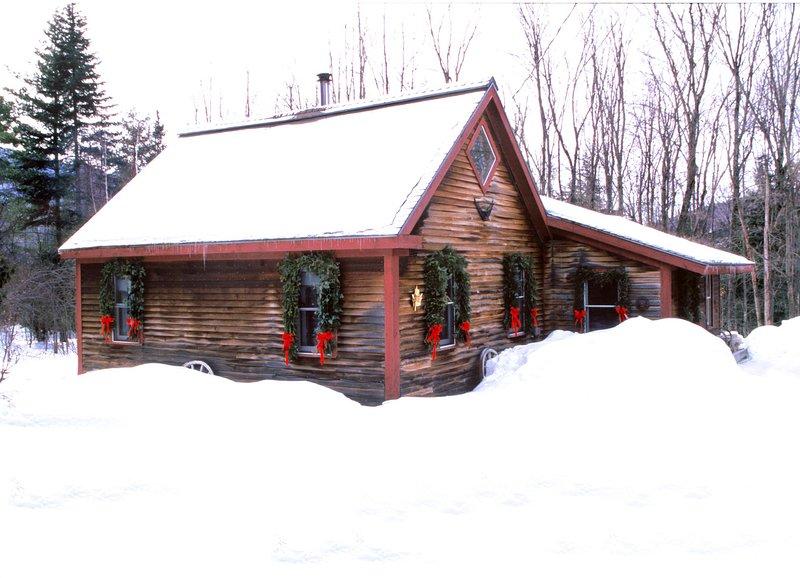 Romantic Vermont Cabin Rental
