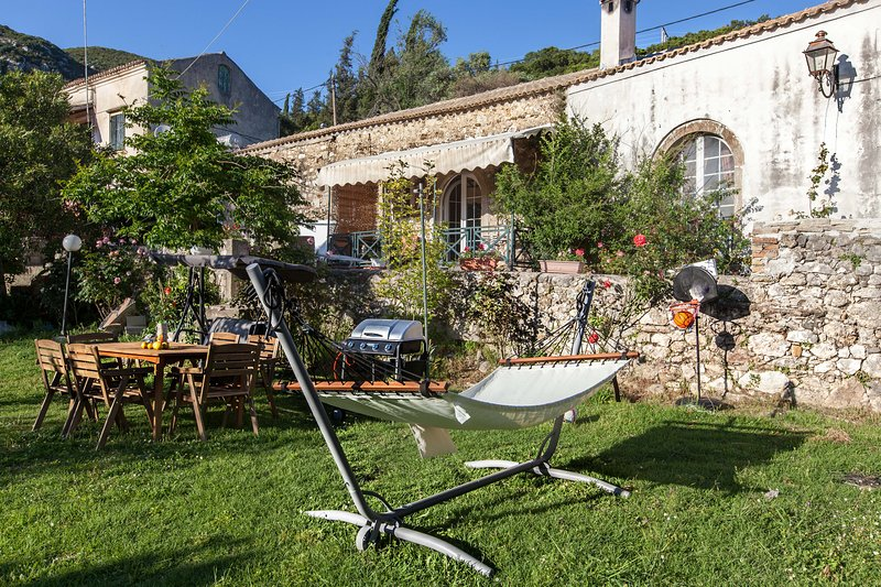 Marcora's historical estate(3rd house), vacation rental in Corfu