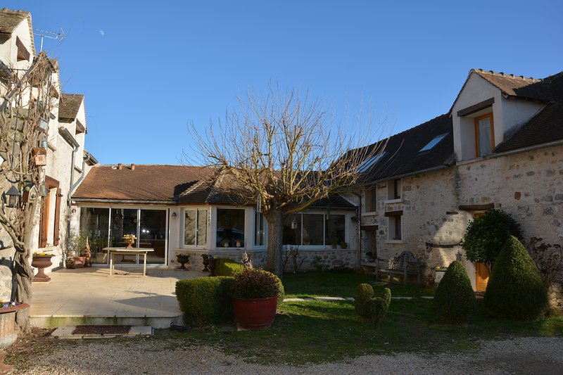 Casa la Rosa, holiday rental in Soisy-sur-Ecole