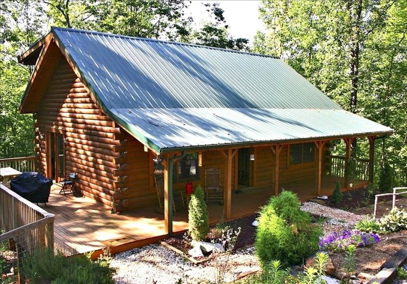 Beary Cozy, holiday rental in Chimney Rock