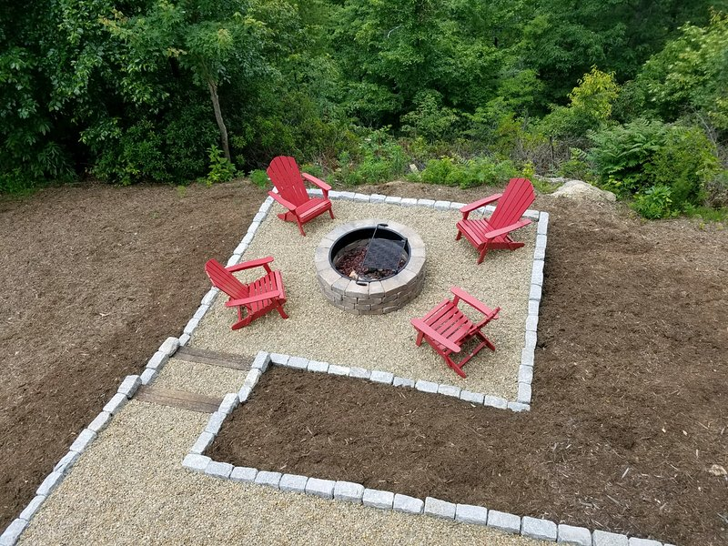 S'mores anyone? Enjoy Quality Time with Your Family and Friends Around the Fire