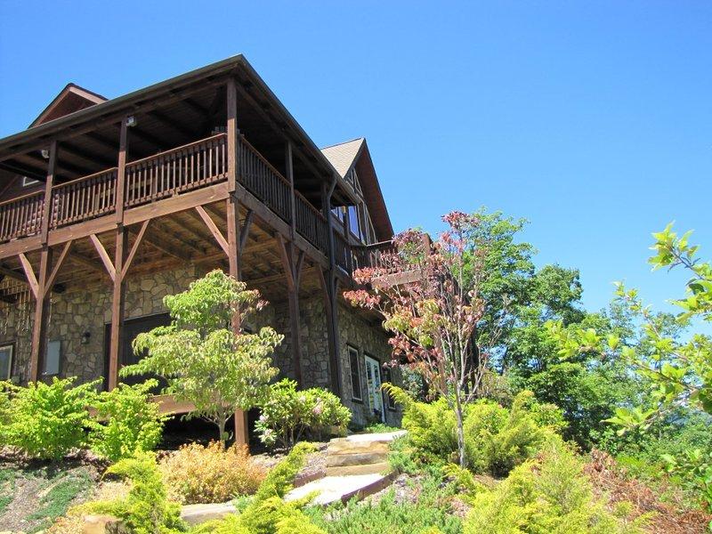 Cedar Rock Cabin, vacation rental in Vein Mountain