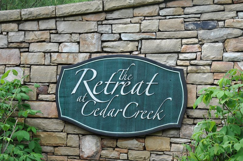 Vieni pronto a rilassarti al The Retreat at Cedar Creek!