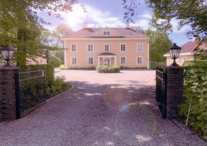 Fogelstad Small Mansion – semesterbostad i Södermanlands län